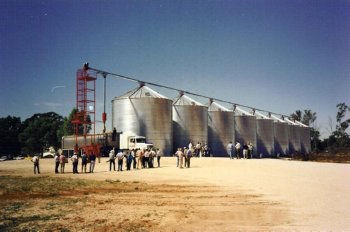 Skyway Grain Systems Designs Grain Handling Systems