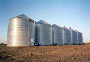 Westeel prides itself on building grain bins that are considered among the most innovative on the market today.