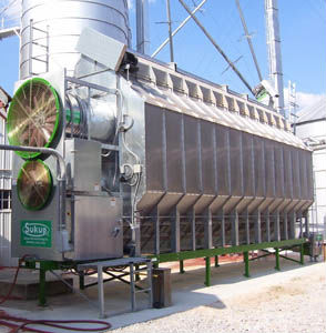 Sukup drying systems produce consistent moisture content