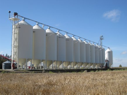 Hutchinson Grain Pump