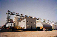 Commercial Grain Buyer and Shipping, L.A. Grain