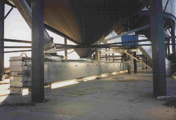 Lambton Conveyor Manufactures Grain Handling Equipment